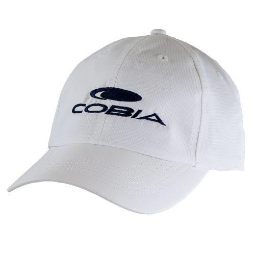 White cobia hat